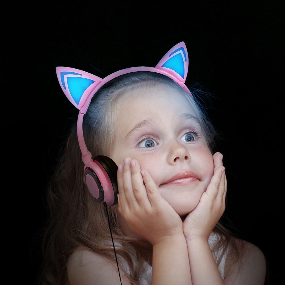 CatiCute™ Casque oreille de chat