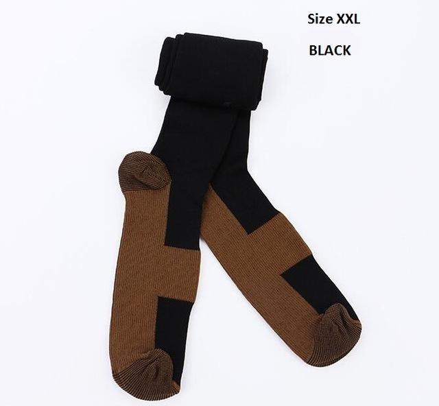 Chaussettes anti-fatigue