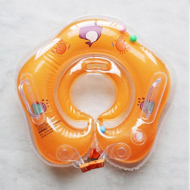 Flotteur de cou gonflable pour Bébé