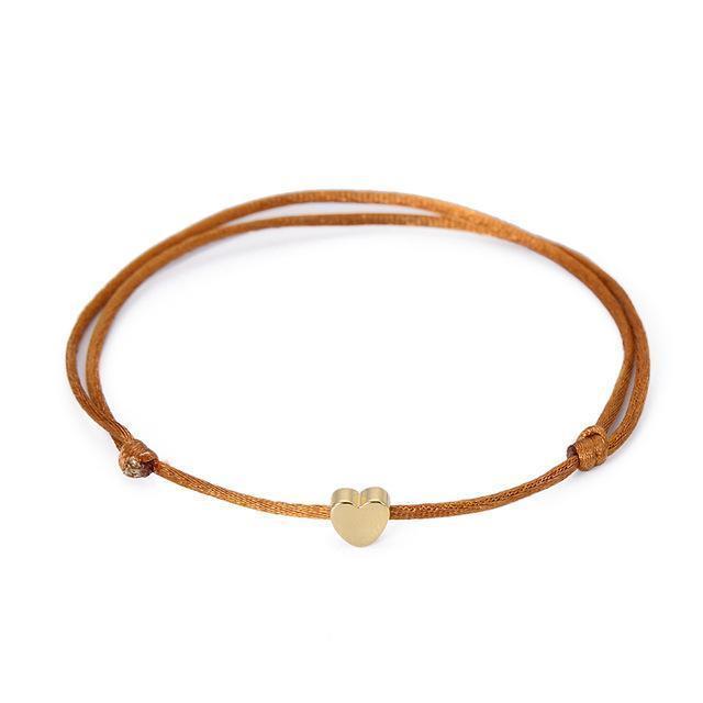 Bracelet en ficelle pour femmes