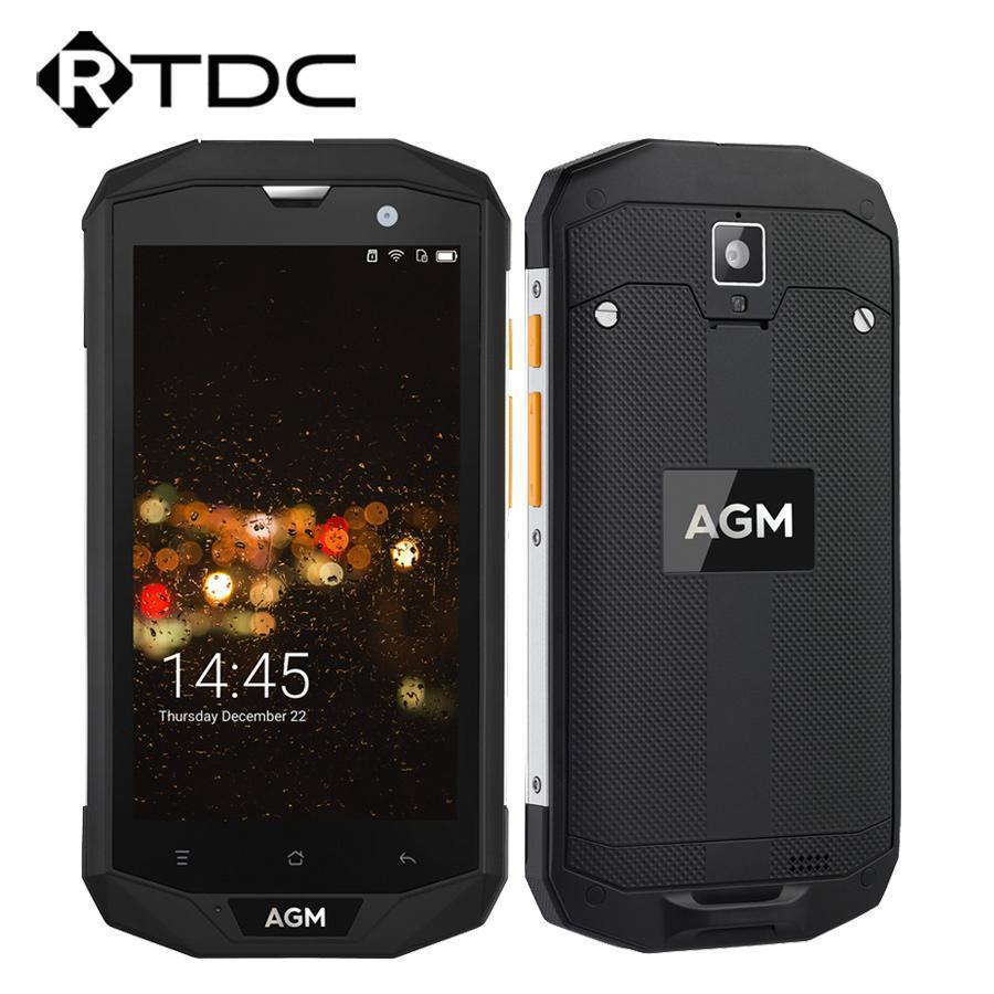 AGM A8 - Le téléphone incassable et imperméable