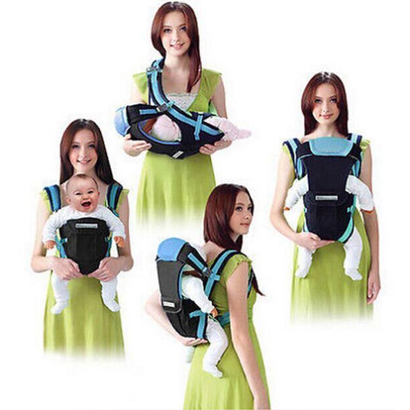 Porte bébé révolutionnaire 4 en 1