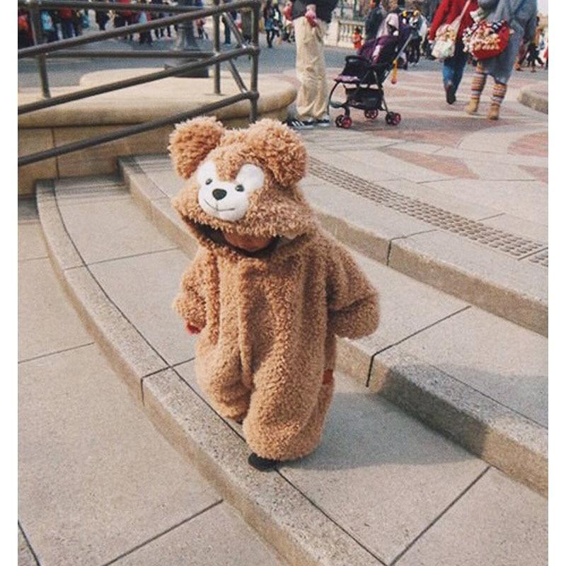 Joli Costume d'ours pour enfant