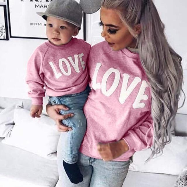 Sweat Love Mère & Fils